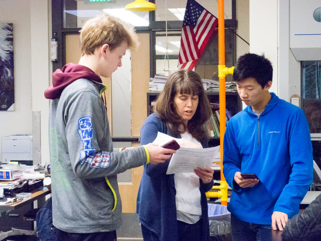 These rare schools see benefits of combining AP classes with