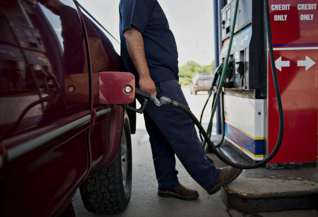 Federal taxes on motor fuels in the United States are low when compared to those in many other advanced economies. Daniel Acker/Bloomberg via Getty Images