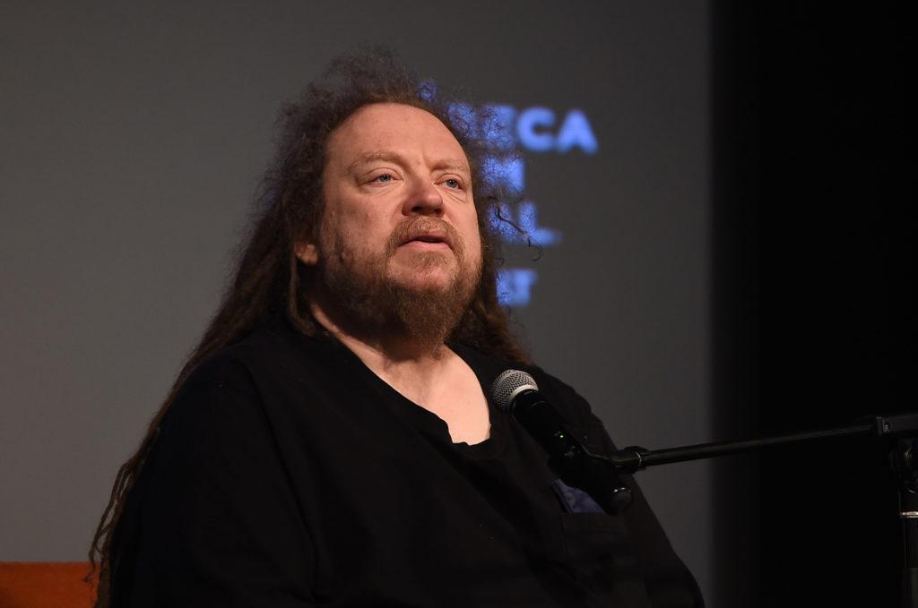 NEW YORK, NY - APRIL 23: American computer philosophy writer, Jaron…