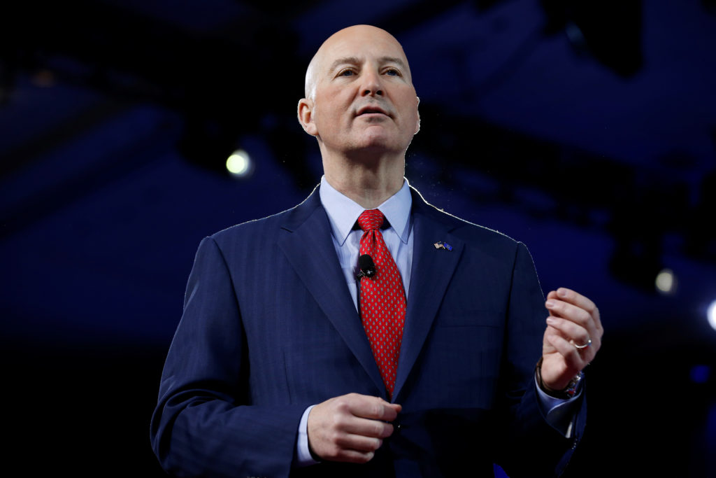 Nebraska Gov. Pete Ricketts Urges Parents to Speak Out Against Curriculum Teaching Young Children LGBT Ideology