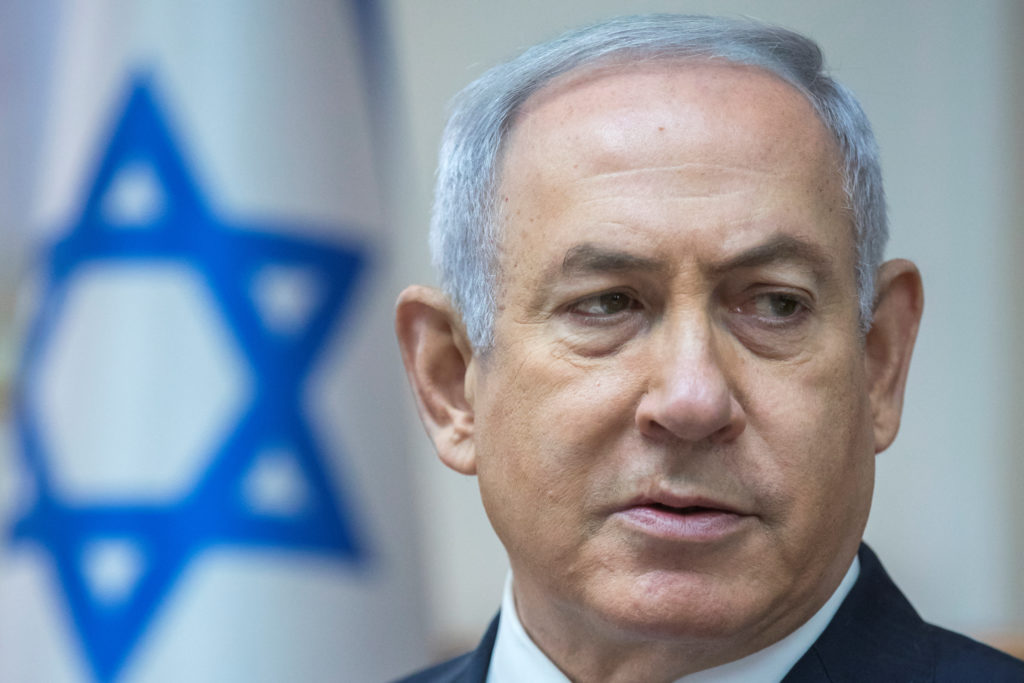 Benjamin Netanyahu to be indicted on corruption charges