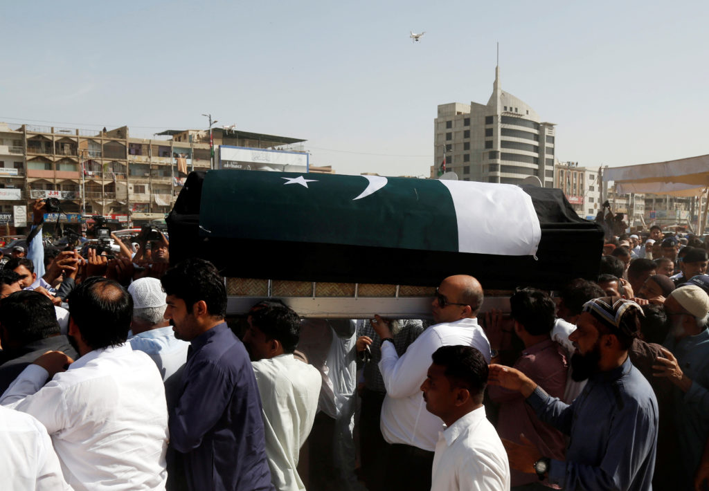 Sabika Sheikh, exchange student killed in Texas shooting, is laid to rest in Pakistan