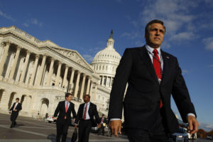 Rep. Lou Barletta, R-Pa. on Capitol Hill in Washington, D.C. File photo by Jim Young/Reuters