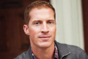 "Andrew Sean Greer, author of ""Less."" Credit: Kaliel Roberts."