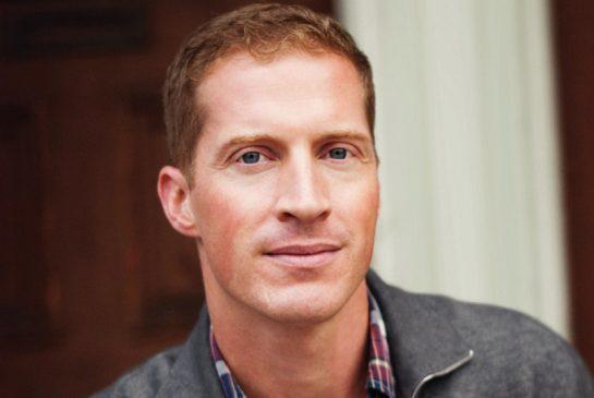 "Andrew Sean Greer, author of ""Less."" Credit: Kaliel Roberts."