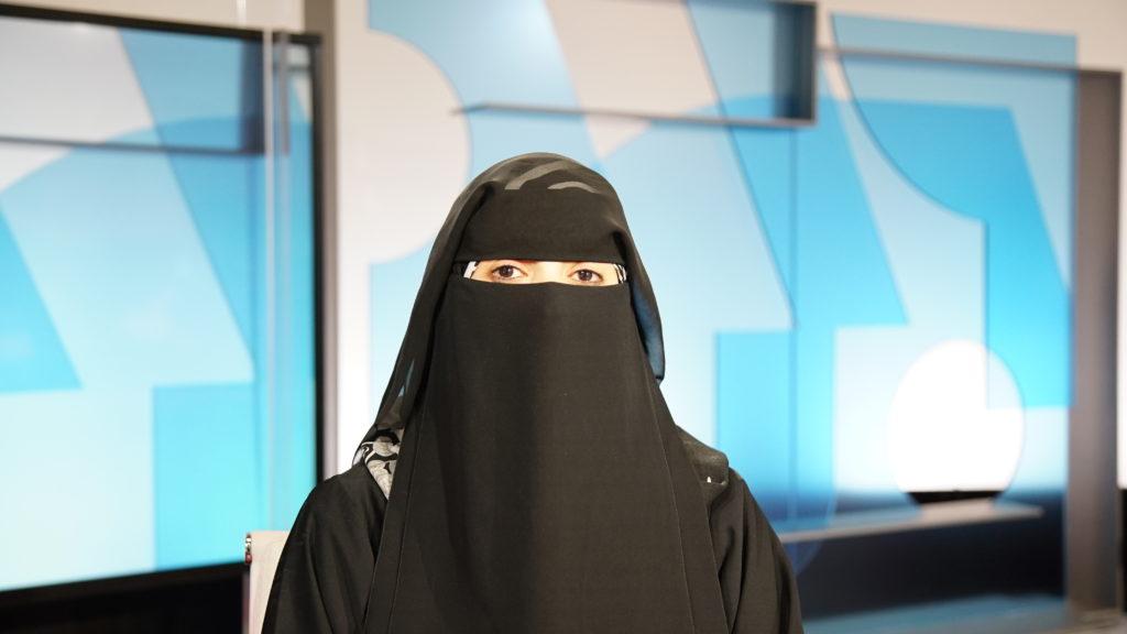 Bushra Aldukhainah, a humanitarian coordinator for CARE Yemen