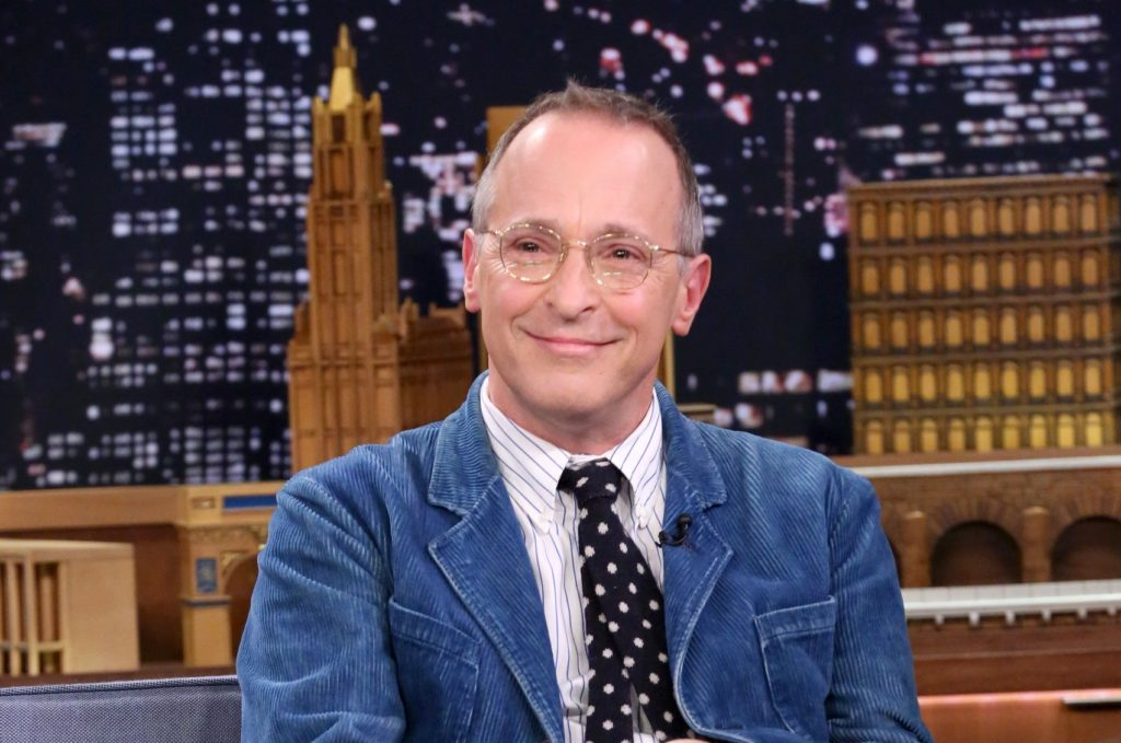What you should read, listen to and watch, according to David Sedaris