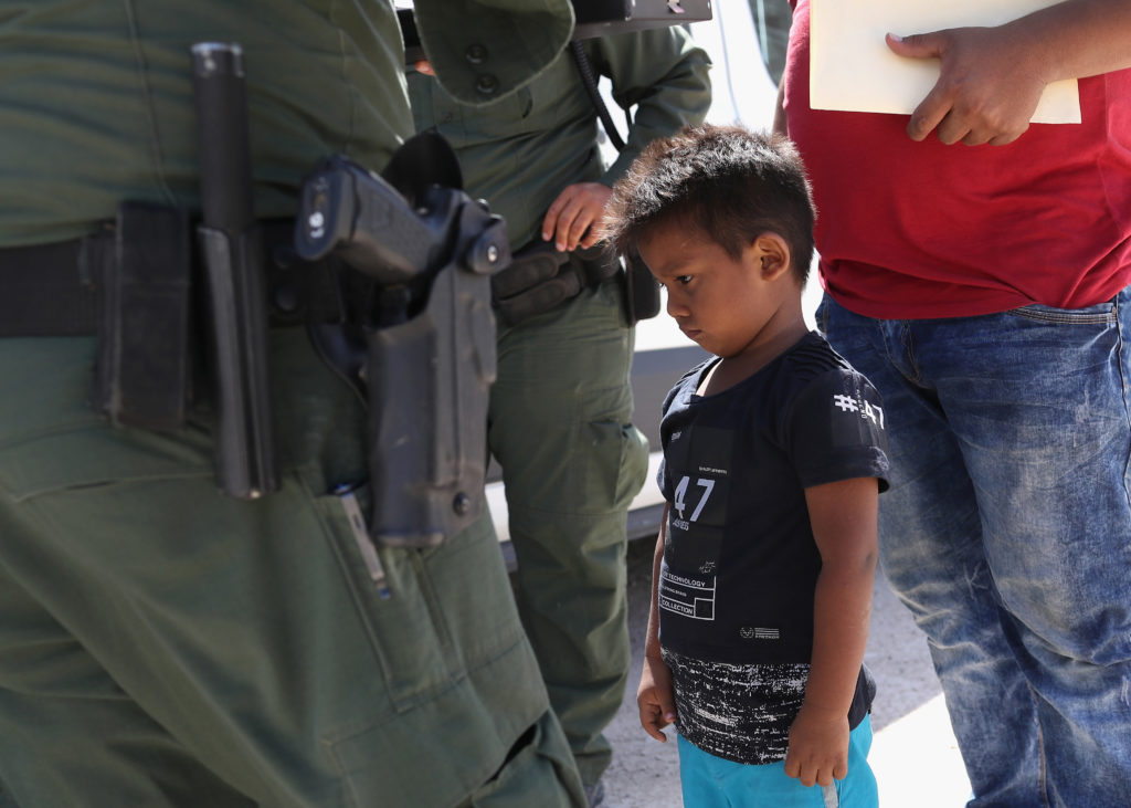 family separation articles