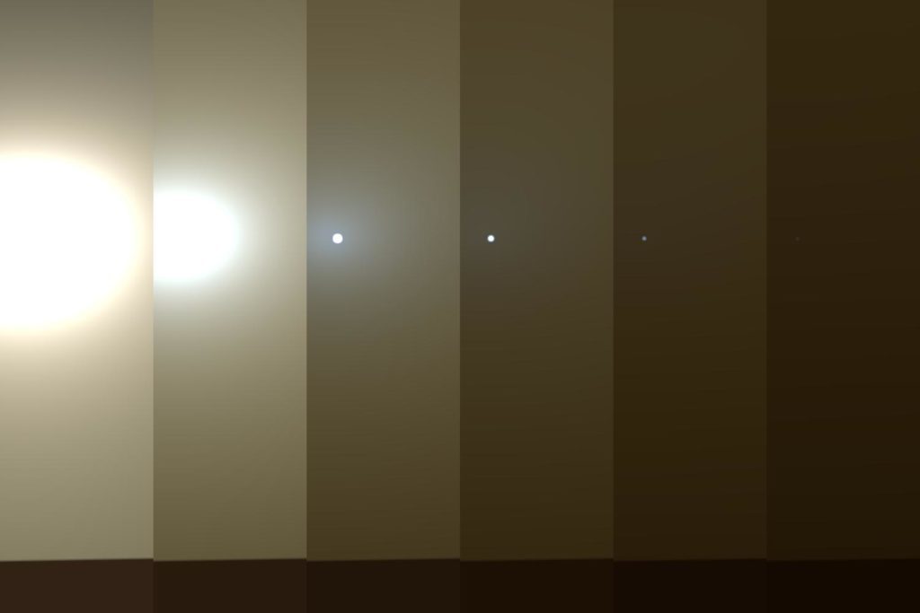 NASA rover on Mars knocked out by gigantic dust storm
