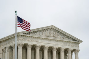 The Supreme Court on Tuesday granted a foreign government's request to file a censored version of an appeal. File photo by Erin Schaff/Reuters