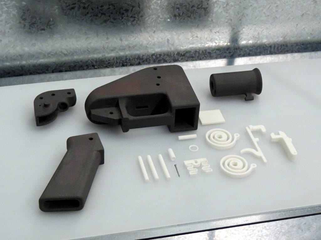 picture regarding 3d Printable D&d Miniatures called 3-D printing PBS NewsHour