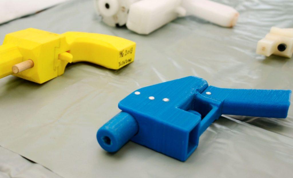 Washington files multi-state lawsuit to block 3D gun blueprints