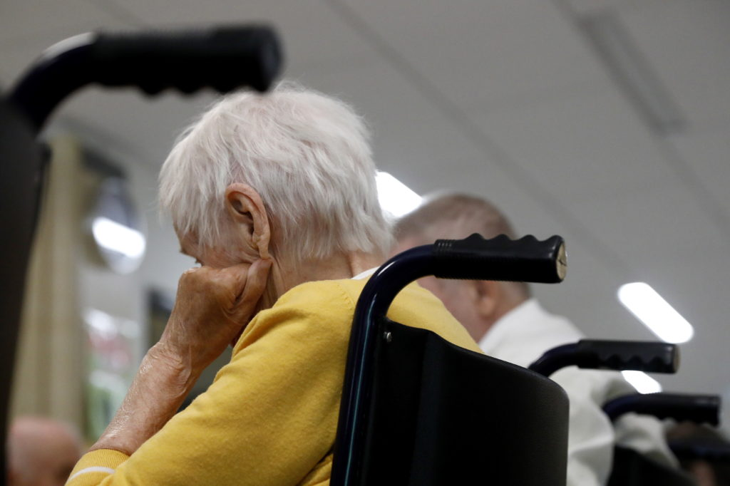 Most nursing homes are not adequately staffed, new federal data says