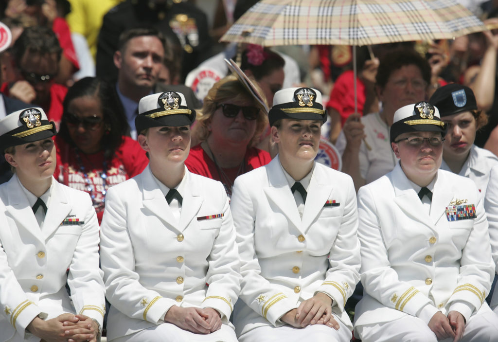 U.S. Navy Will Now Allow Women To Wear Ponytails, Other