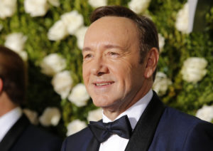 Actor Kevin Spacey at the 71st Tony Awards in New York. Photo by Eduardo Munoz Alvarez/Reuters