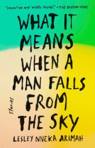 """What It Means When A Man Falls From The Sky."" Credit: Riverhead Books"