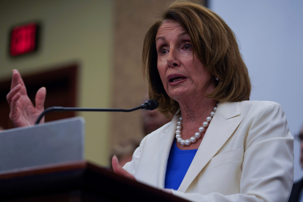 WATCH: Pelosi says she wants to know what Russia has on Trump, 'politically, financially and personally'