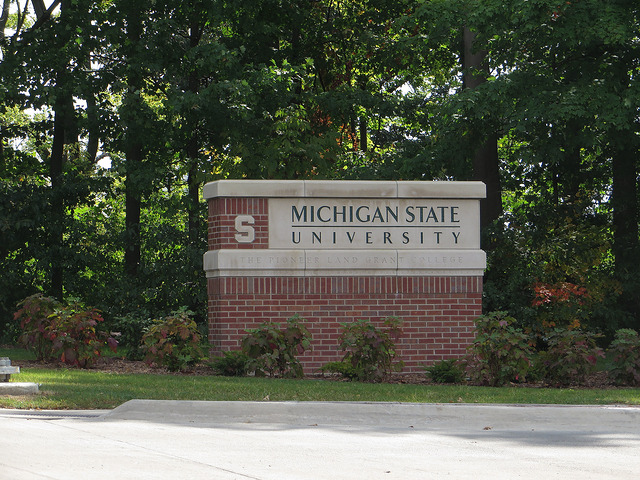 Michigan State University via Flickr. Photo courtesy of Ken Lund
