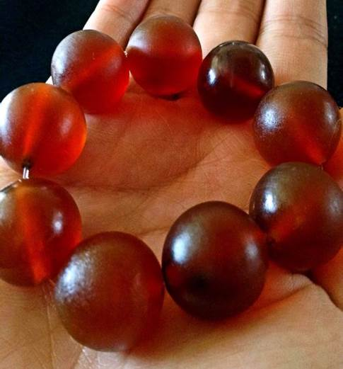 Image result for blood beads