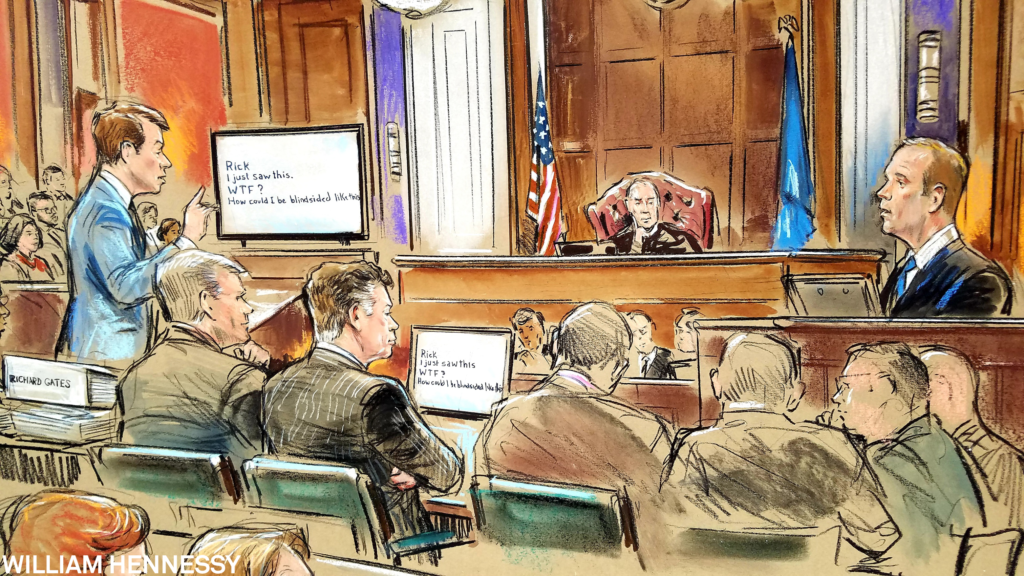 Takeaways from day seven of the Paul Manafort trial