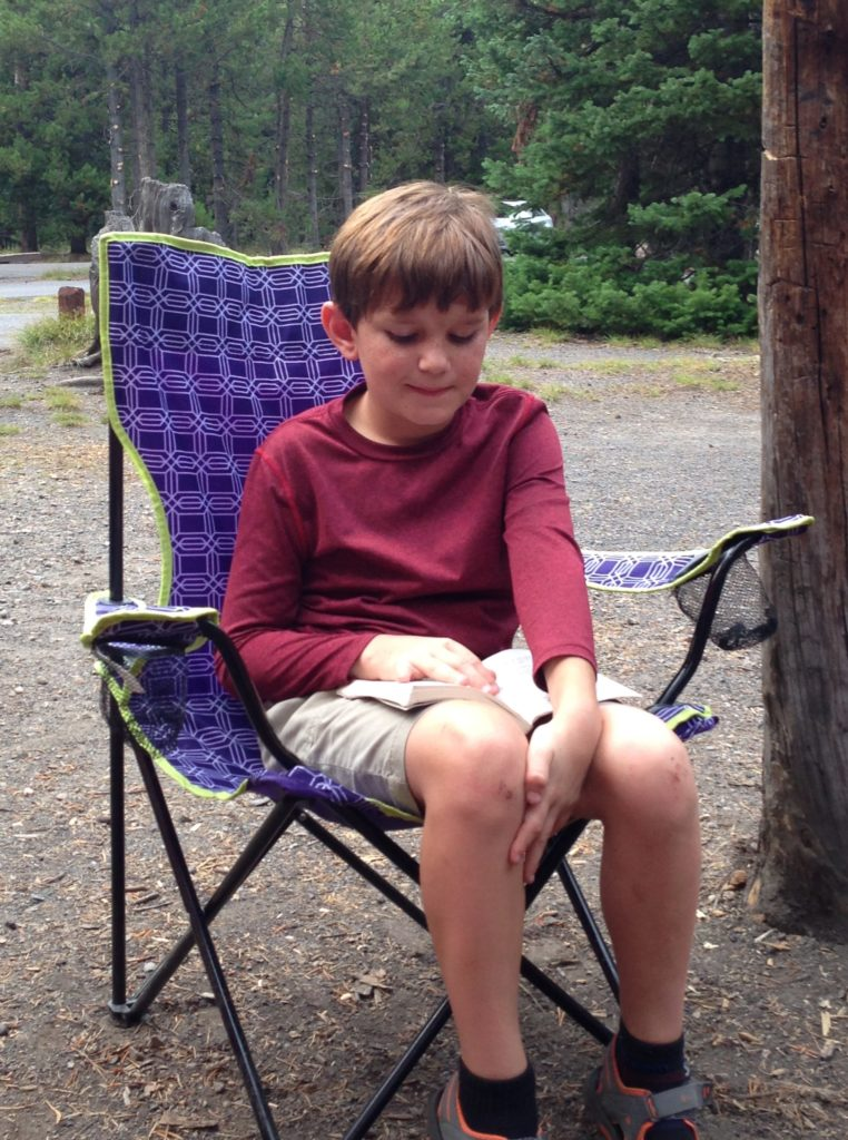 Seizure-free for the past six years, Tanner now enjoys a normal life. His reading, language, math, and motor skills are normal, though he occasionally bumps into things due to a reduced field of vision. He plans to pursue a doctoral degree. Photo courtesy Tanner's parents.