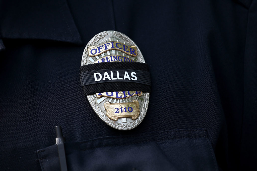 The Dallas Police Department dismissed Officer Amber Guyger on Monday. Photo by Gary Miller/WireImage