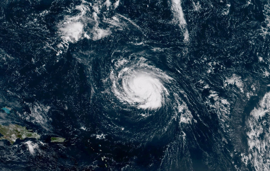 Intensifying Hurricane Florence Could Strike U S