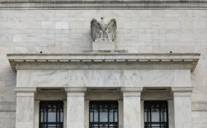 The Federal Reserve building is pictured in Washington, DC, U.S., August 22, 2018. Photo by REUTERS/Chris Wattie/File Photo