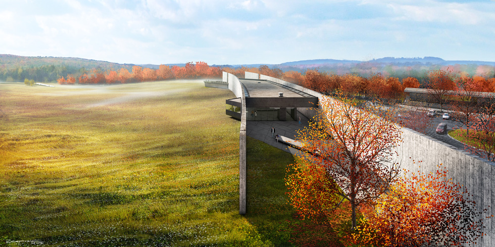 Flight 93 Memorial To Standing Up Set To Open In Pennsylvania Pbs Newshour