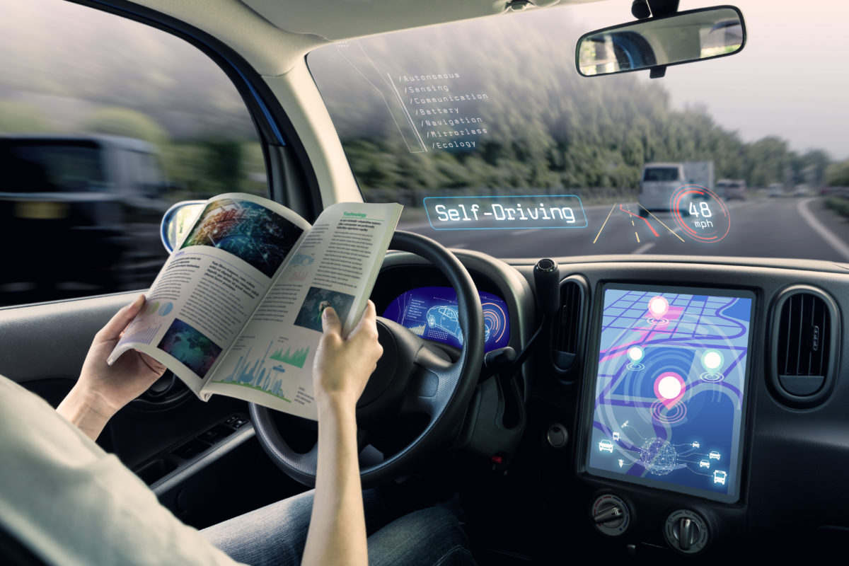 Social Media on the Road: The Future of Car Based Computing