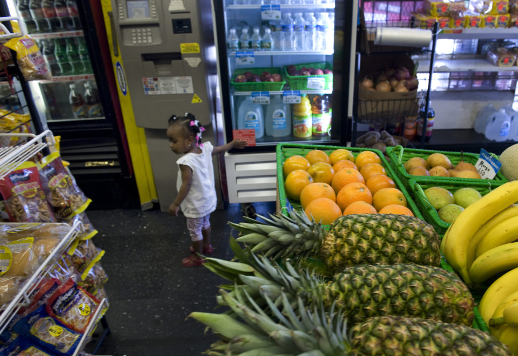 Owners of supermarkets and corner stores in Philadelphia's low-income neighborhoods say the soda tax has hurt their bottom lines as customers choose to shop outside city limits to avoid the tax. Photo by Jahi Chikwendiu/The Washington Post via Getty Images