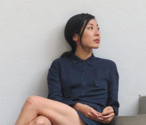 Katie Kitamura. Credit: Martha Reta