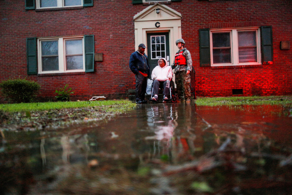 As Disasters Strike Advocates Worry Fema Policy Changes Put