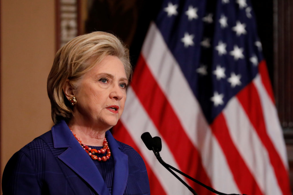 Hillary Clinton Rules Out 2020 Rematch With Donald Trump Pbs Newshour
