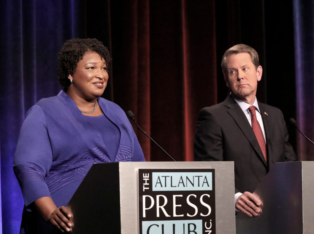Georgia election fight shows that black voter suppression, a southern tradition, still flourishes