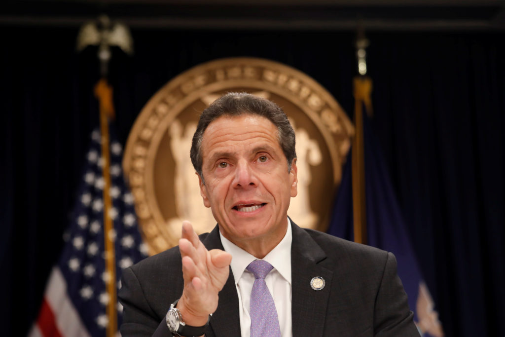 Cuomo pushes for flavored e-cig ban, citing risk to youth