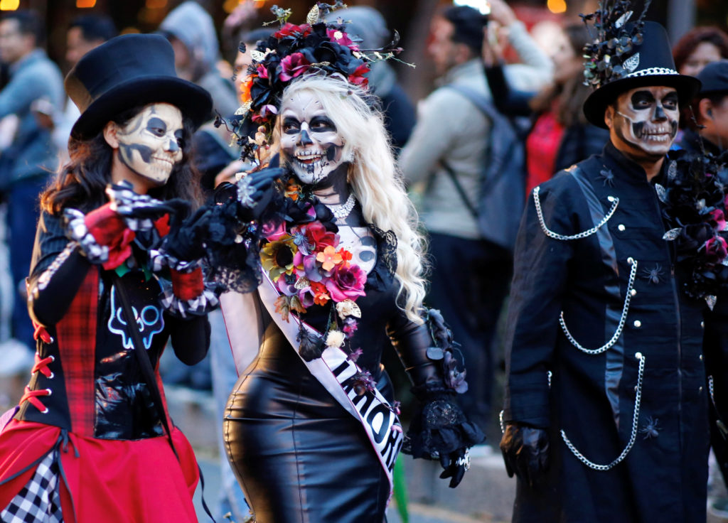 These wicked Day of the Dead poems don't spare anyone | PBS NewsHour