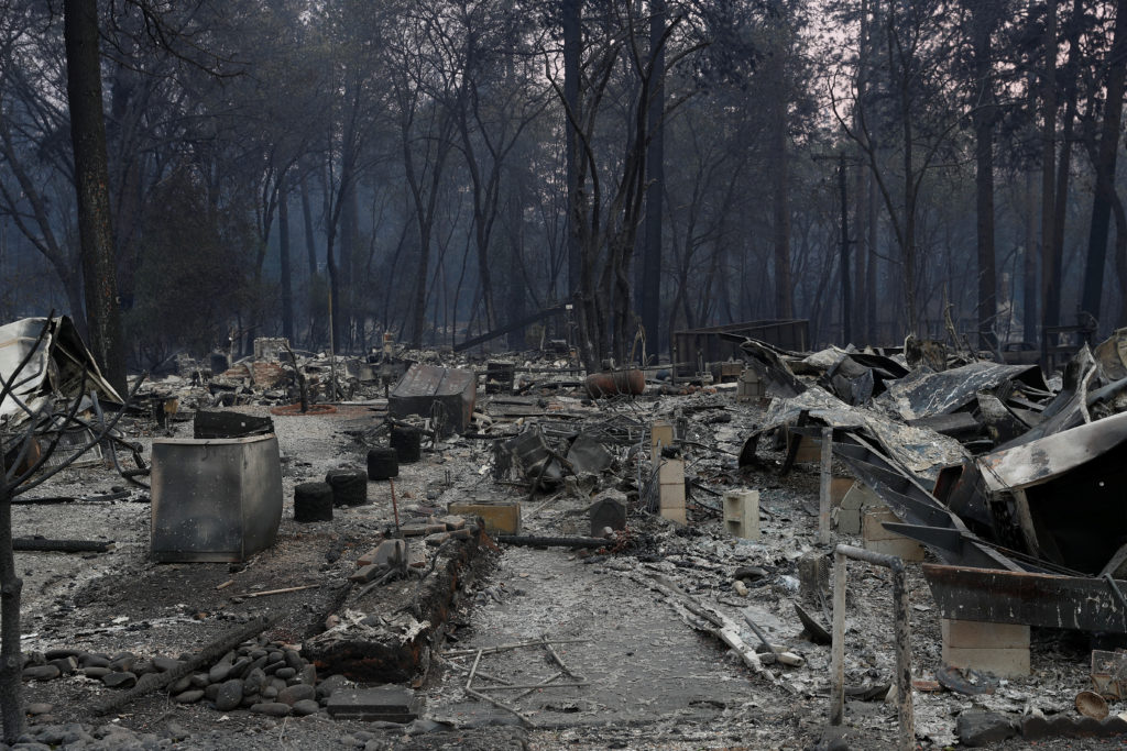 PG&E to plead guilty to lethal crimes in 2018 wildfires