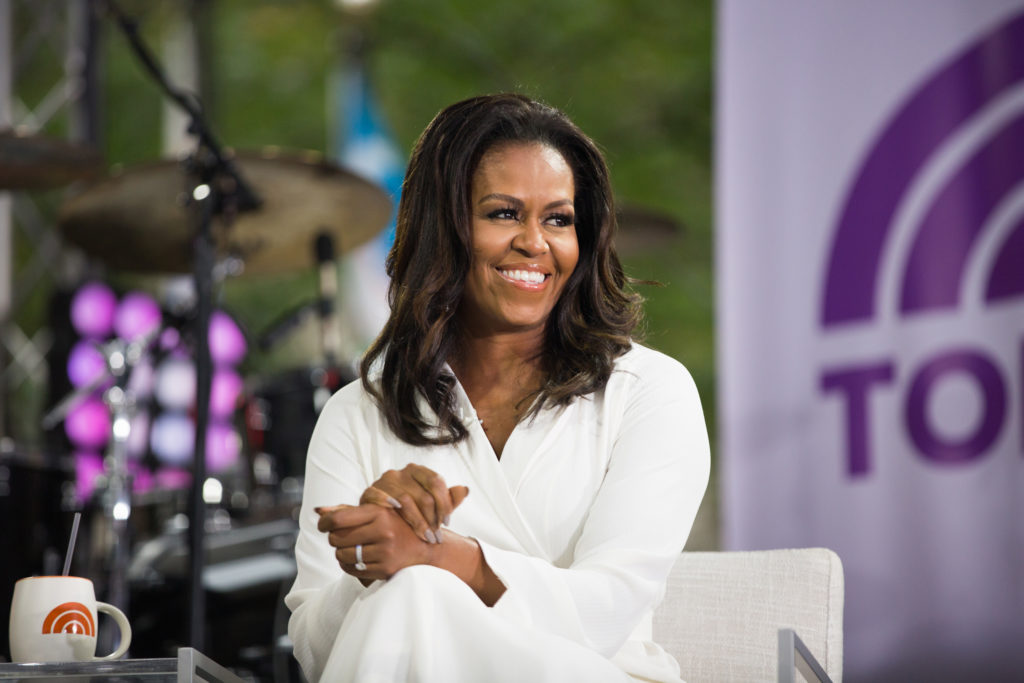 Michelle Obama reveals she had a miscarriage, used IVF to