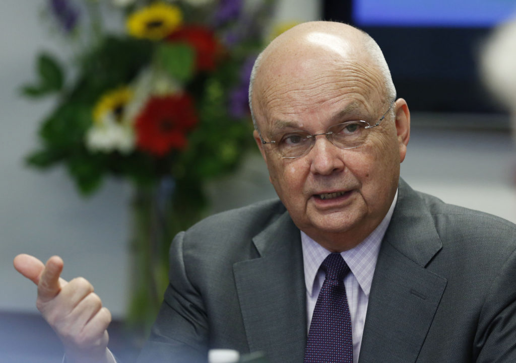 former cia director michael hayden hospitalized after stroke pbs
