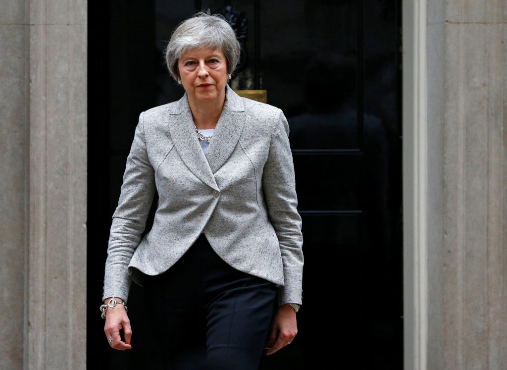 May's leadership in peril after offer of compromise rejected
