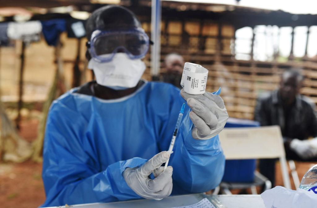 As Ebola outbreak worsens, health experts urge Trump administration action