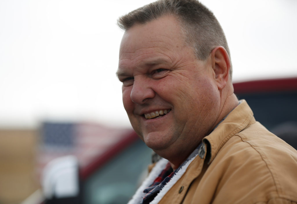 Democratic Sen. Jon Tester of Montana re-elected to third term