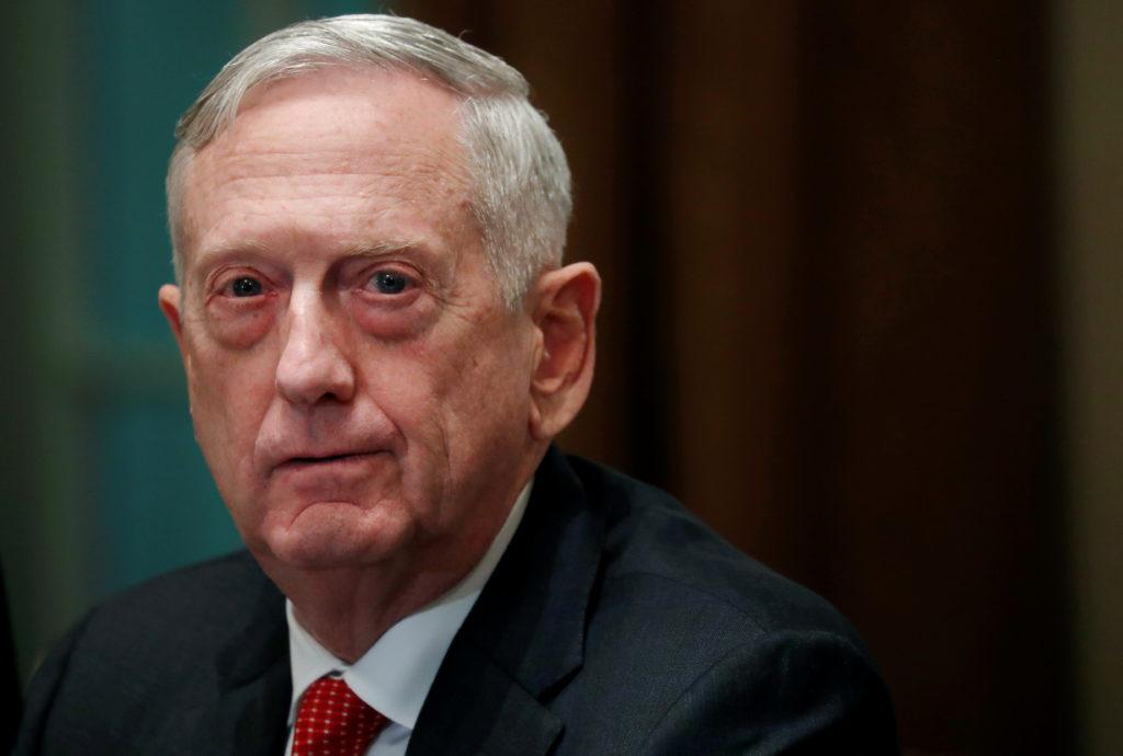 Defense Secretary Mattis plans to visit U.S.-Mexico border
