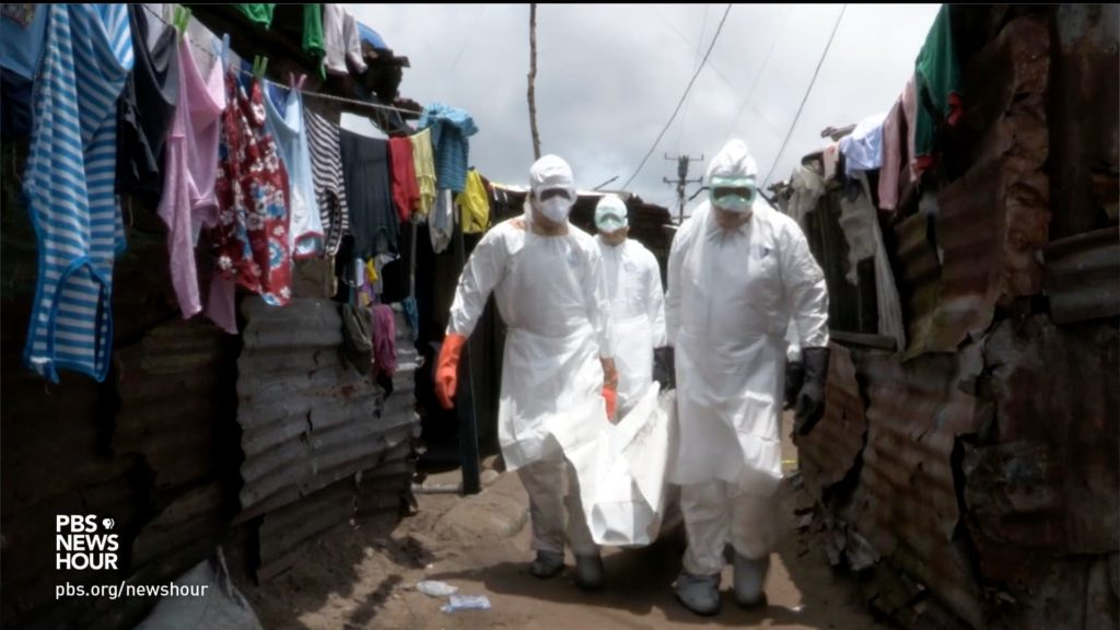 In Liberia, survivors of Ebola and civil war now struggle with mental illness