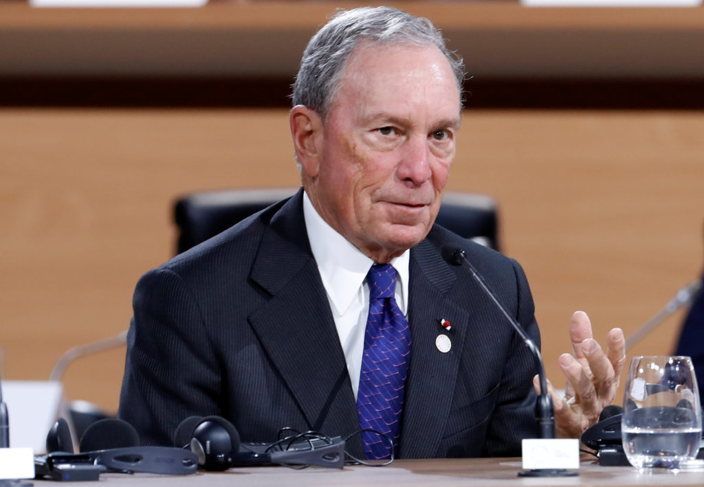 1d1b7741130 Bloomberg gives  unprecedented   1.8 billion to Johns Hopkins to boost  financial aid