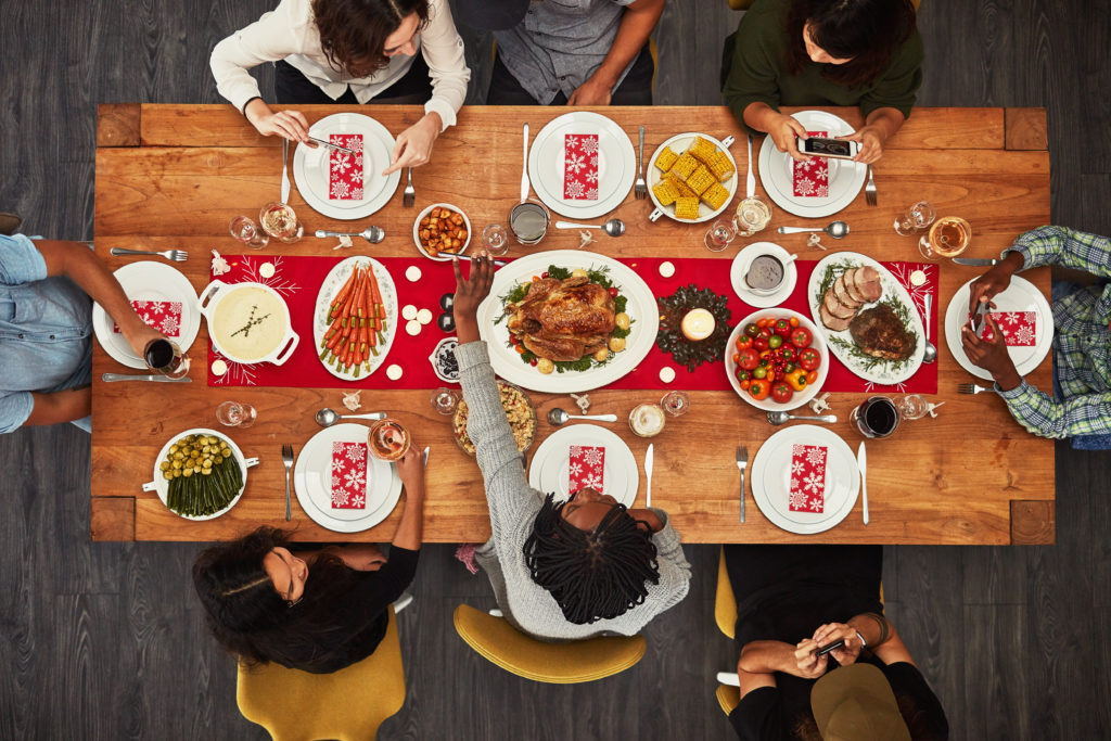 How To Get Along On Thanksgiving From The People Americans Trust
