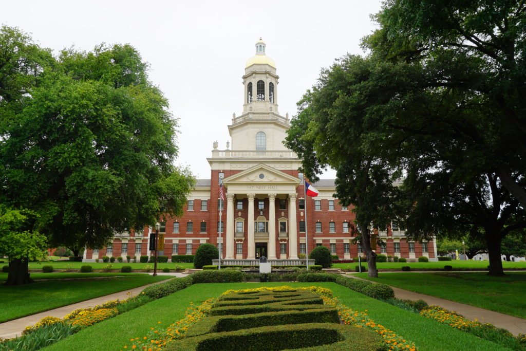 The most recent case marks at least the third time the judge has approved probation for men accused of sexually assaulting Baylor students. Photo by Michael Barera/Wikimedia Commons