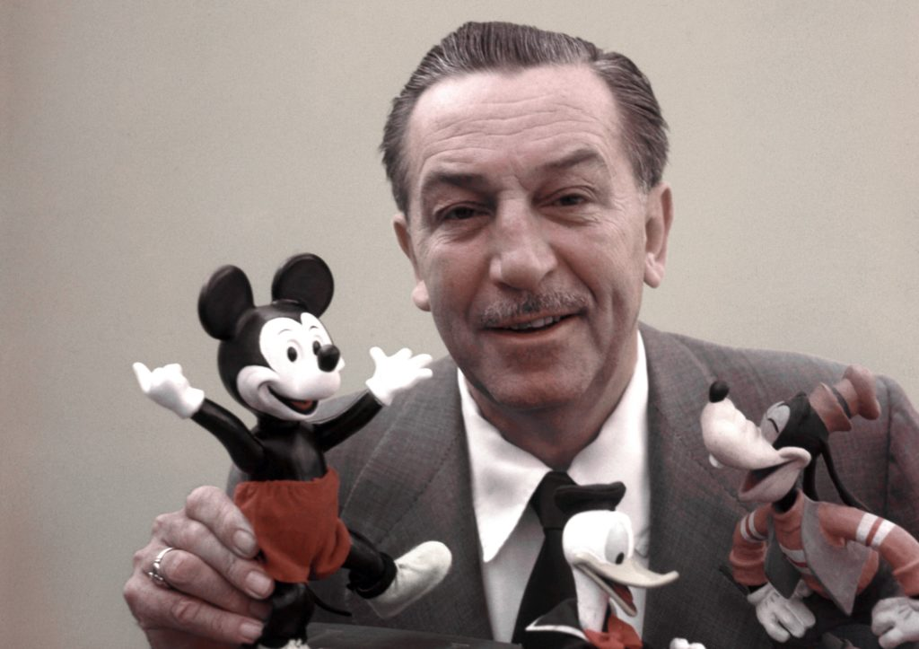 How A Strange Rumor Of Walt Disney S Death Became Legend Pbs