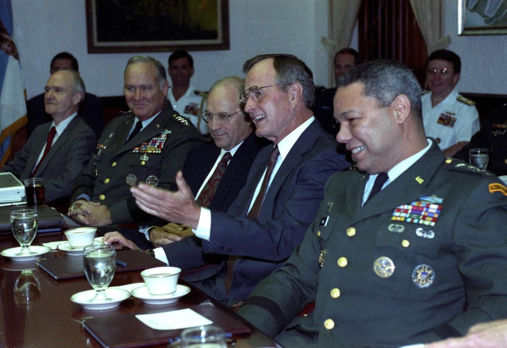 1991 Gulf War looms large over Bush's Mideast legacy | PBS NewsHour